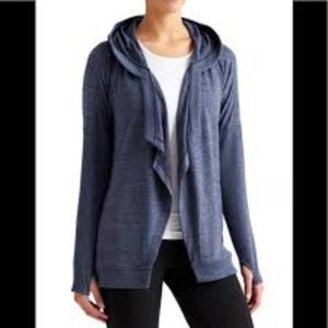 Athleta Blissful Wrap Cardigan Sweatshirt